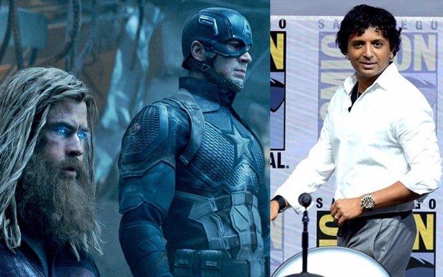 ¿Dirigirá Shyamalan Una Película De Marvel?