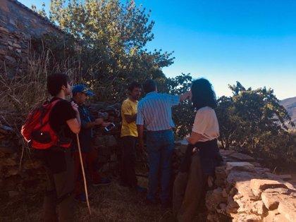 Voluntarios de México se suman a la búsqueda de Jesús Ríos, desaparecido hace una semana en Vió (Huesca)