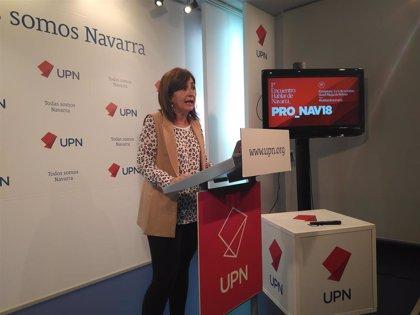 """UPN acusa al PSN de """"cinismo político"""" y le pide que """"trabaje con las víctimas de ETA"""""""