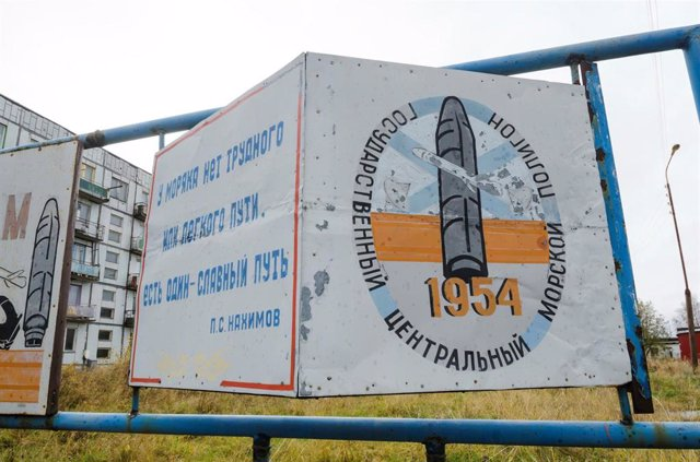 Base de Arjanguelsk (Rusia)