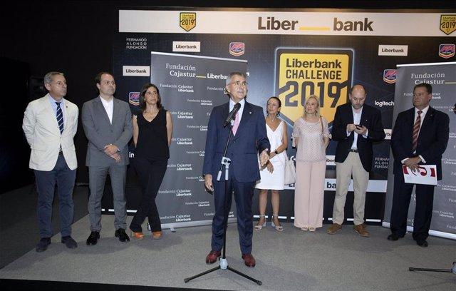 Día de Liberbank en la Feria Internacional deMuestras de Asturias.