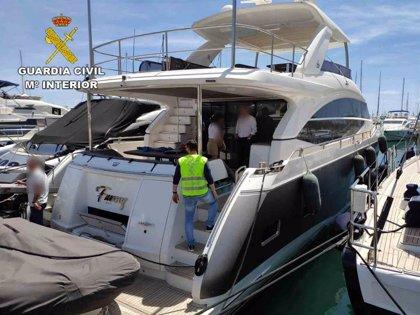 Recuperan en Turquía un yate de 3,5 millones de euros robado en el Puerto de Palma