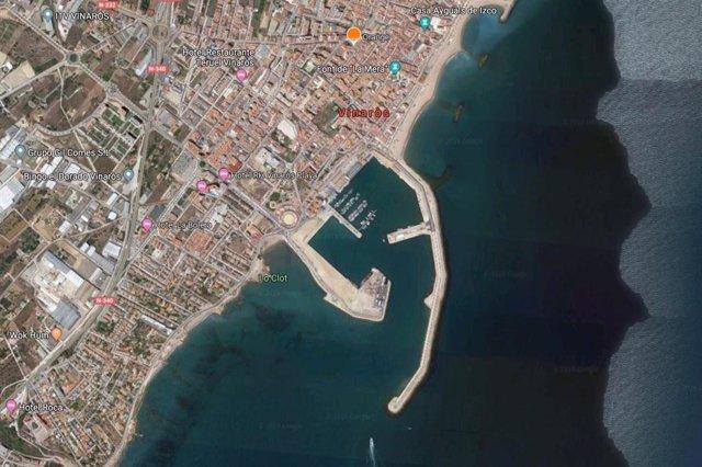 Costa de Vinaròs (Castellón)
