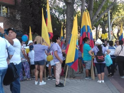 """El Ayuntamiento ensalza a Madrid como ciudad """"integradora"""" y """"abierta a todos"""" en la celebración del Día de Ecuador"""