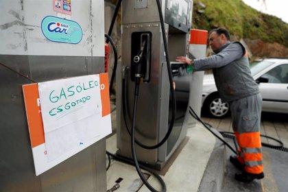 Los sindicatos ratifican la huelga general de transporte de combustible en Portugal a partir del lunes