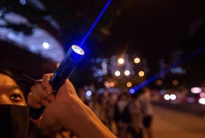 Las protestas de Hong Kong degeneran en escaramuzas guerrilleras