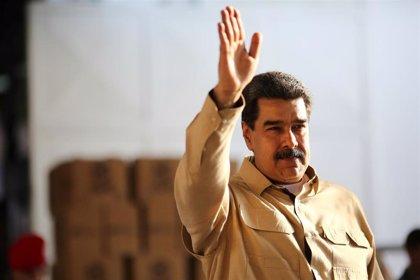 Maduro culpa a Guaidó de ser el responsable de las sanciones impuestas por EEUU a Venezuela