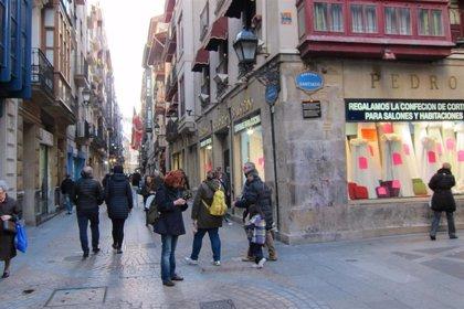 Encuentran a dos mujeres fallecidas, sin signos de violencia, en un piso del Casco Viejo de Bilbao