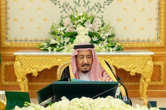 Rey Salman de Arabia Saudí