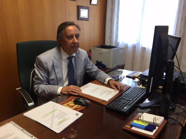 El fiscal jefe de Huelva, Alfredo Flores.