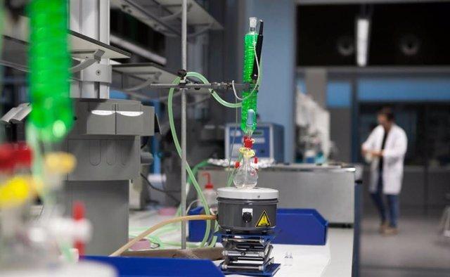 Imagen de recurso de un laboratorio