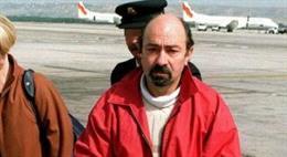 El miembro de ETA Rafael Caride Simón en una foto de archivo tras su detención