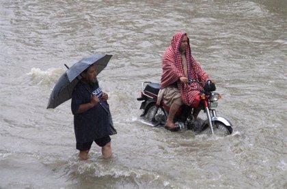 Ascienden a 24 los muertos a causa de las lluvias torrenciales en Pakistán