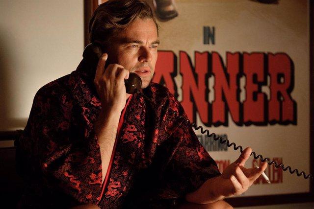 Leonardo DiCaprio en Érase una vez en... Hollywood