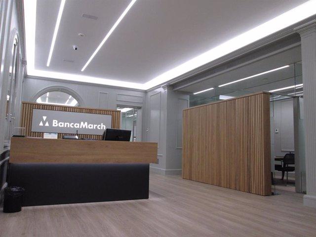 Oficina Banca March de Sant Miquel