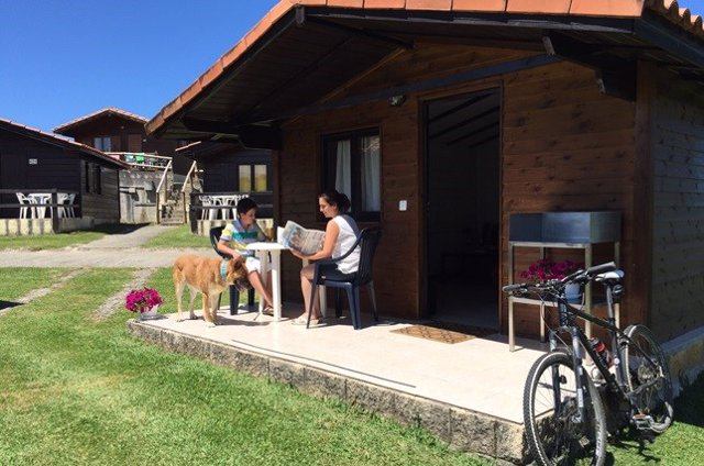 Camping Oyambre en Cantabria