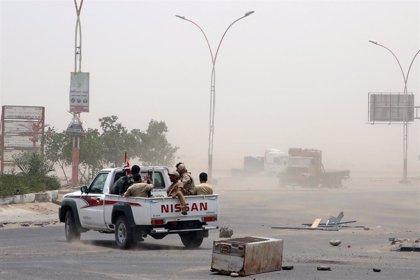 Los combates en Adén entre el Gobierno de Yemen y los separatistas han dejado 40 muertos y 260 heridos, según la ONU