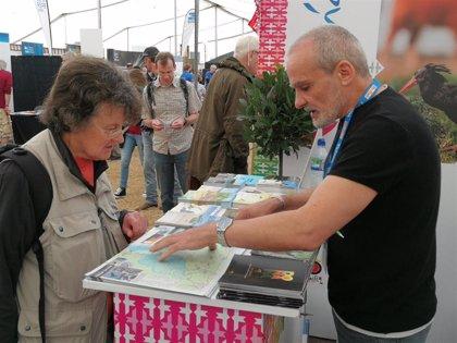 El turismo ornitológico de la provincia de Huelva se promociona esta semana en la Feria de Rutland (Inglaterra)