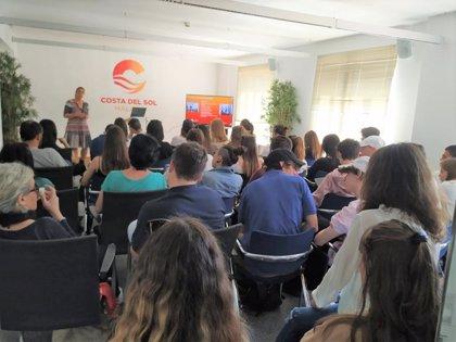 La Costa del Sol fortalece la promoción del turismo idiomático e irá en noviembre a una feria especializada en Berlín