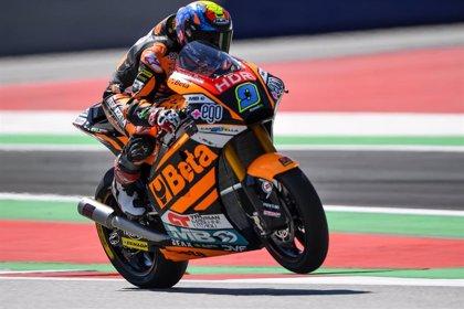 """Navarro: """"En las últimas vueltas iba pensando en Brno, no quería perder el podio otra vez"""""""