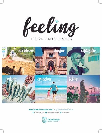 Torremolinos (Málaga) promociona sus atractivos turísticos este mes a bordo de los aviones de Air Europa