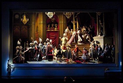 Así será la nueva temporada de ópera de Les Arts: desde el Barroco hasta el siglo XX, con Plácido Domingo y Anna Pirozzi