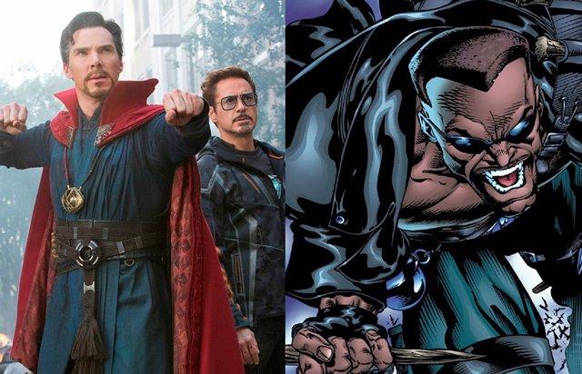 ¿Cómo Llegará Blade Al Universo Cinematográfico Marvel?