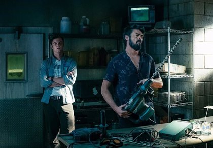 Primera y sangrienta imagen de la segunda temporada de The Boys