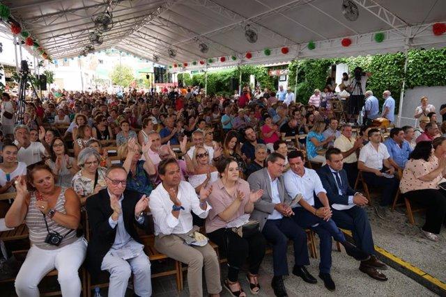 Festival de Música Tradicional convierte a Portugós en capital de tradiciones y cultura de La Alpujarra.