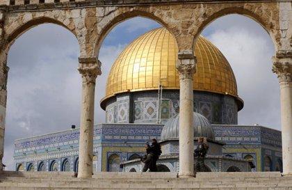 La Policía israelí reabre parcialmente la Explanada de las Mezquitas tras los disturbios de esta mañana
