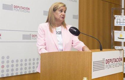 """Carmela Silva acusa a Feijóo de pedir a Sánchez """"lo que él no hace en Galicia"""" y de """"hacerse la víctima"""""""