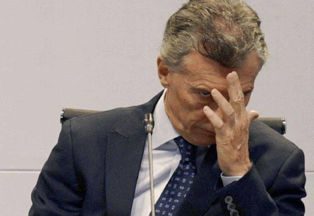 El presidente de Argentina, Mauricio Maccri
