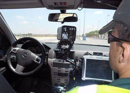 La DGT pone en marcha este lunes una nueva campaña de control de velocidad en las carreteras extremeñas