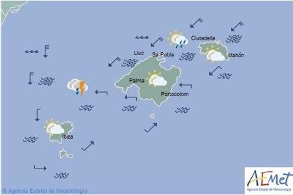 El tiempo en Baleares hoy, 12 de agosto de 2019