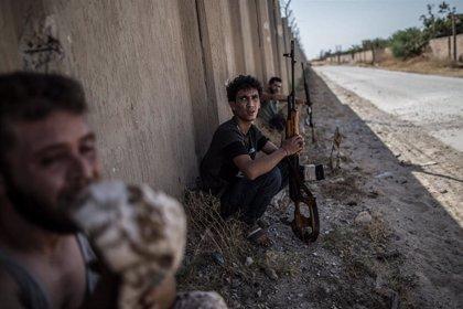 """EEUU, Francia, Italia, Reino Unido y Emiratos piden un alto el fuego """"sostenible"""" en Libia"""
