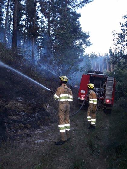 Cantabria desactiva hoy el nivel 2 del operativo de incendios forestales en la zona sur
