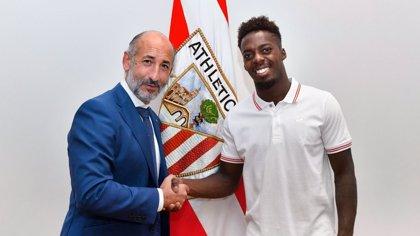 Williams prolonga su contrato con el Athletic hasta 2028 con una cláusula de rescisión de 135 millones