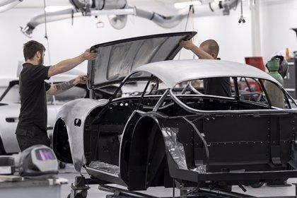 Entra en producción el Aston Martin más caro de la historia