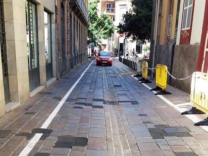 Piden que el dinero de la remodelación de Imeldo Serís se destine al arreglo del pavimento del centro de Santa Cruz