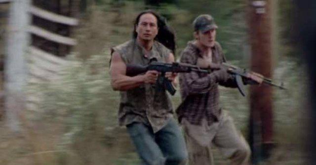 Dango Nguyen en The Walking Dead