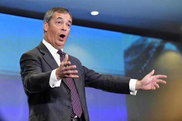 Nigel Farage en Sidney