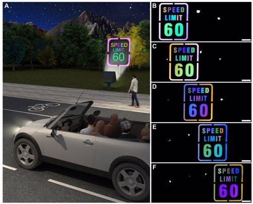 Nueva señalización de tráfico