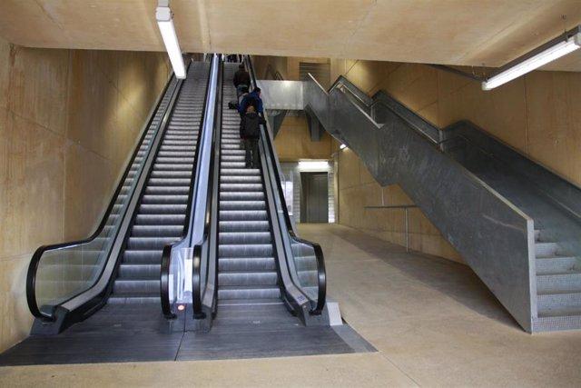 Escaleras mecánicas de safont