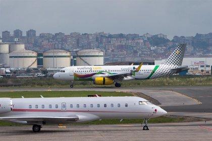 Los pasajeros del aeropuerto Seve Ballesteros crecen un 8,1% hasta julio