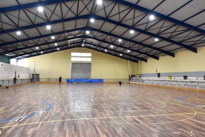 El Poliesportiu de Son Rapinya renova la seva il·luminació