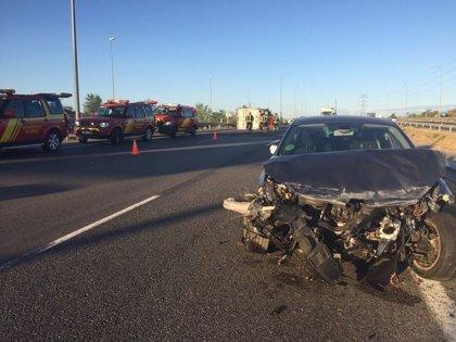 Diez personas mueren en las carreteras durante el fin de semana