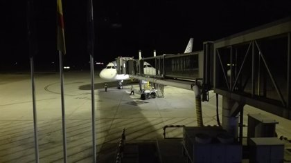 Los pasajeros del Aeropuerto de Asturias bajan un 1,3% hasta julio