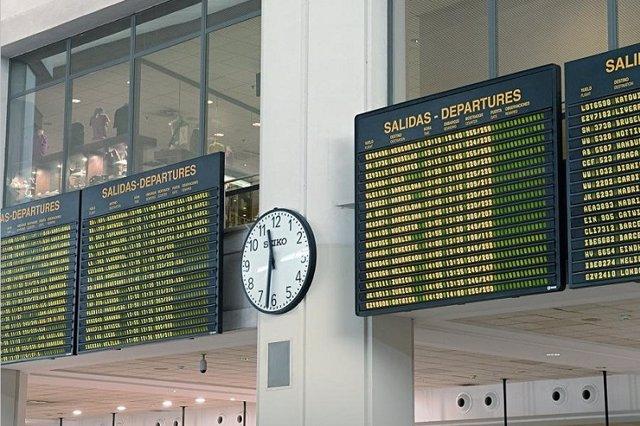 Aeropuerto de Málaga, en una imagen de archivo.