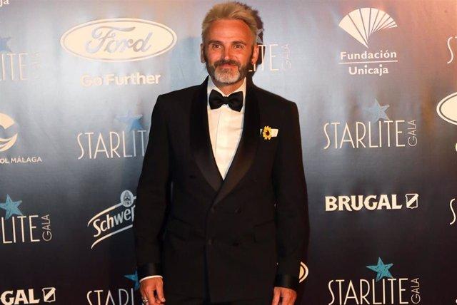 Fernando Tejero en la Gala Starlite de Marbella