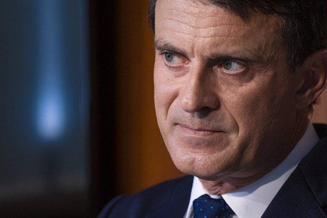 Manuel Valls ha criticat l'article d'Ernest Maragall en el 'Periòdic' a través de Twitter.